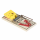 Victor Easy Set Mouse Traps - Wooden 4 Pack